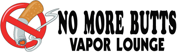 No More Butts Vapor LoungeNo More Butts Vapor Lounge logo
